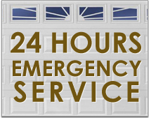 Hermitage Garage Door 24 hours emergency services